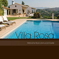 Villa Rosa Book - preview